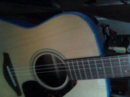 Guitar Project 2010 - Phase 2 by Kalutica