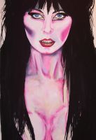 Elvira Number 1 by CHAINSAW-ZOMBIE