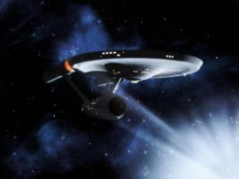 Coldness in space by davemetlesits
