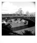 The bridge of Cataract Gorge by art358