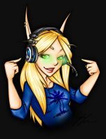 Wowhead Contest - Turtle Beach by Noxychu