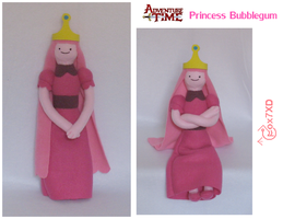 Princess Bubblegum by Fox7XD