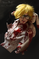 Cute killer by AnnaProvidence
