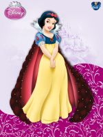 DisneyPrincess -SnowWhite3ByGF by GFantasy92