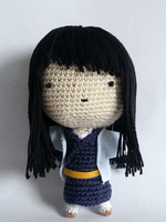 Zura amigurumi by nevR-sleep
