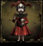 Evil Doll by RavenMacabre