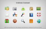 trainee iconset 226 icons by emey87