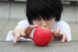 L Death Note 'Do we create a modern myth?' by Hirako-f-w
