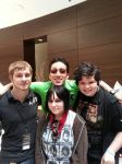 Best Day!  Anime Midwest 2013 by RyuzakixRatio