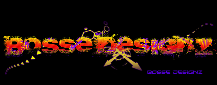 Bosse DesigNz Text ARt 02 by RaySpoint