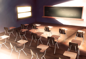 Classroom by Tato-Commissions