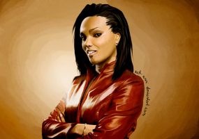 Martha Jones by Kat-Anni