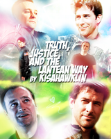 Art for Kisahawklin's Truth, Justice and... by no-where-else