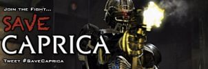 Save Caprica Banner 7 by BSG75