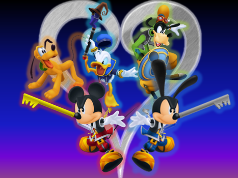 Disney Mickey and his Friends Fight for Action by 9029561
