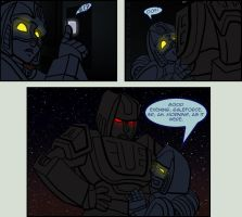 Galeforce: Sneaking Out 1 by Insanity-24-7