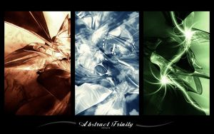 Abstract Trinity by wh1tel1te