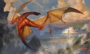 Let's call him Smaug by scarypet