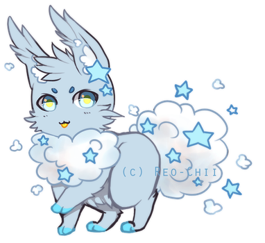 Starry Sky Fuusagi || Auction || CLOSED by Reo-chii