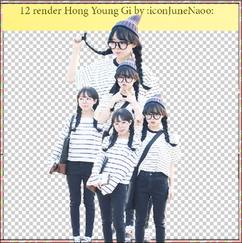 #13 : Pack render Hong Young Gi by JuneNaoo