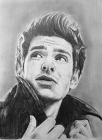 Andrew Garfield by Ophelia--Rose
