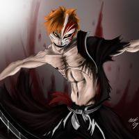 Ichigo evolved by Mihawq