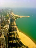 Chicago Coast by Charlimon