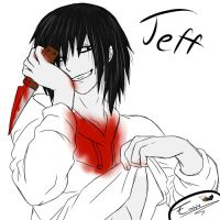 Jeff The killer by Sakuraz14