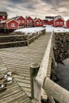 Fishing village by jViks