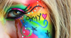 Dimy is my Rainbow. by Mlle-Svenskah