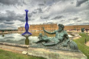 Palace of Versailles Gardens 2 by DanielleMiner