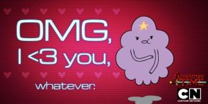 Adventure Time: LSP Valentine's Day by Mordecai-Fan
