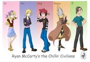 The Chilln' Civilans by Didj