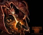 Dragon nest wallpaper by Ironshod
