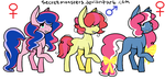 Pinkie Shippings DTA (OPEN) by FallenFateAdopts