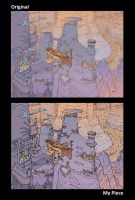 Mimic the Masters - Moebius by Noidatron