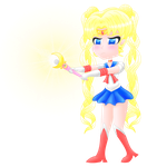 I have a wand (Sailor Moon) [transparent] 2 by MikariStar