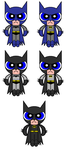 Batman PPG Style by TheFranksterChannel