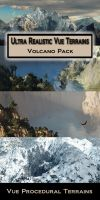 Volcano Pack by 2753Productions