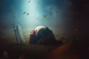 The Tombstone (I miss you) by ozgurmedia