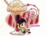 Vanellope by RavenEvert