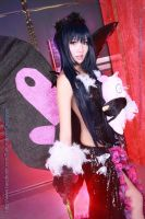 Accel World Kuroyukihime cosplay 2 by multipack223