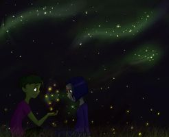 TT- Fireflies and Stars by JoyWillCome