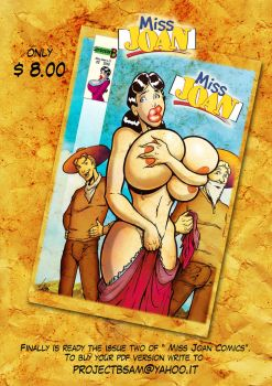 Miss Joan Comic Issue 02 by sam7