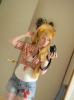 MLP AppleJack Cosplay by Shippofoxfire13