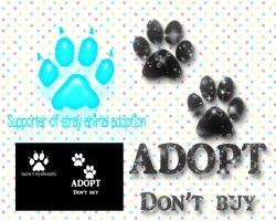 Adoption support photoshop brushes by Psycho--Princess