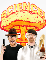 Mythbusters: For SCIENCE! by twillis