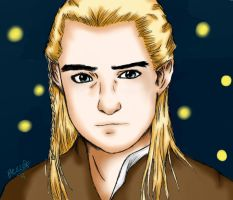 Legolas: Prince of the Woodland Realm by Just-belle