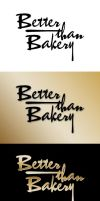 Better Than Bakery_Logo by omni6us