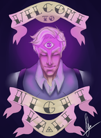 Welcome To Night Vale by CacklingJackal